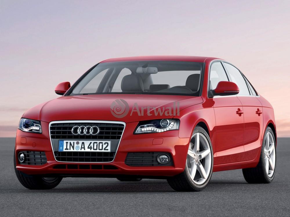 Постер Audi A4, 27x20 см, на бумагеA4<br>Постер на холсте или бумаге. Любого нужного вам размера. В раме или без. Подвес в комплекте. Трехслойная надежная упаковка. Доставим в любую точку России. Вам осталось только повесить картину на стену!<br>