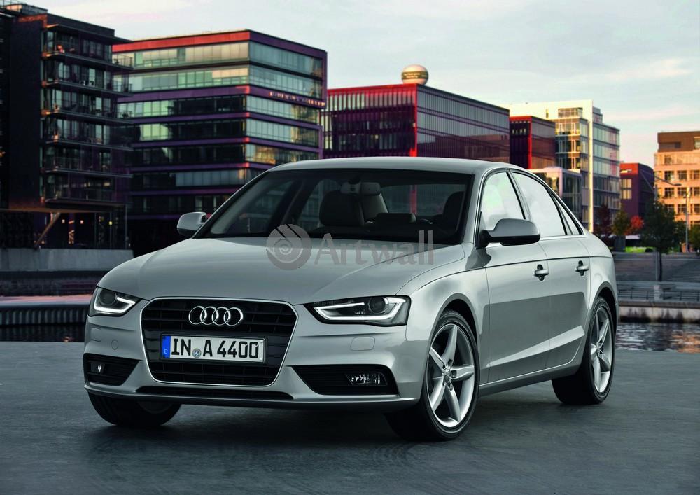 Постер Audi A4, 28x20 см, на бумагеA4<br>Постер на холсте или бумаге. Любого нужного вам размера. В раме или без. Подвес в комплекте. Трехслойная надежная упаковка. Доставим в любую точку России. Вам осталось только повесить картину на стену!<br>