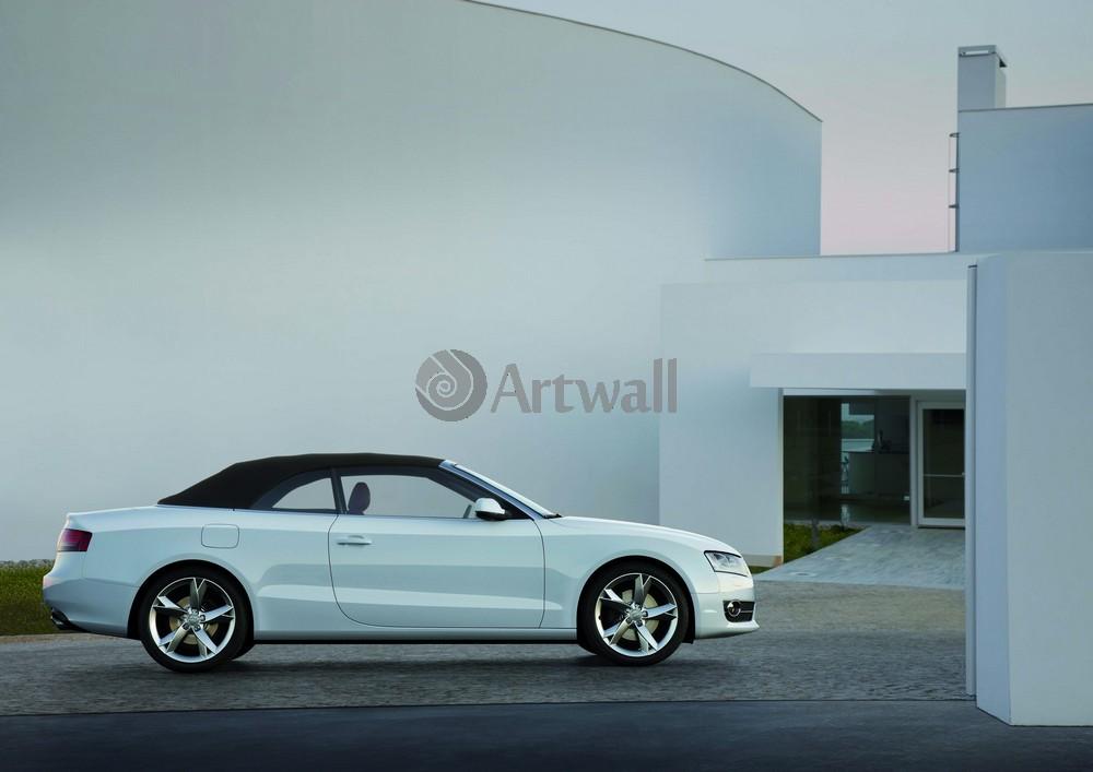 Постер Audi A5 Cabriolet, 28x20 см, на бумагеA5 Cabriolet<br>Постер на холсте или бумаге. Любого нужного вам размера. В раме или без. Подвес в комплекте. Трехслойная надежная упаковка. Доставим в любую точку России. Вам осталось только повесить картину на стену!<br>