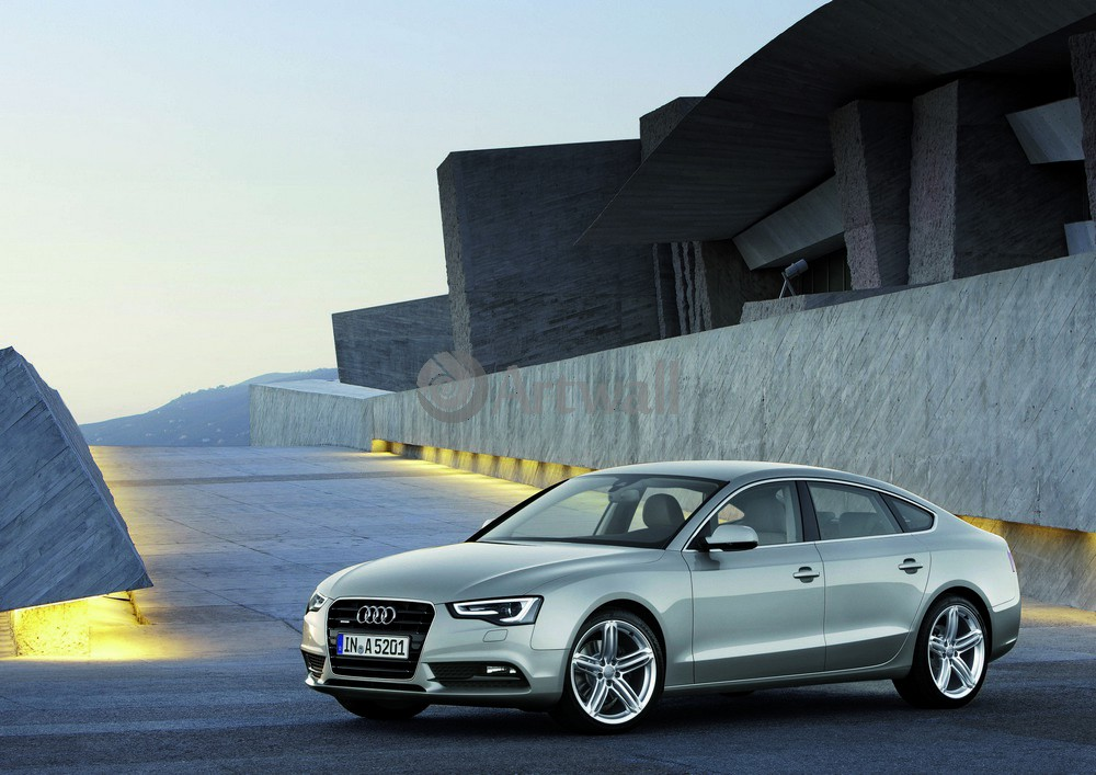 Постер Audi A5 Sportback, 28x20 см, на бумагеA5 Sportback<br>Постер на холсте или бумаге. Любого нужного вам размера. В раме или без. Подвес в комплекте. Трехслойная надежная упаковка. Доставим в любую точку России. Вам осталось только повесить картину на стену!<br>
