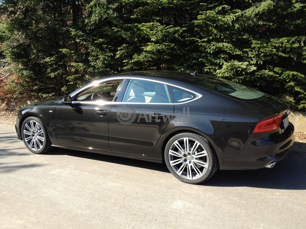 Постер Audi  A7 Sportback, 27x20 см, на бумагеA7 Sportback<br>Постер на холсте или бумаге. Любого нужного вам размера. В раме или без. Подвес в комплекте. Трехслойная надежная упаковка. Доставим в любую точку России. Вам осталось только повесить картину на стену!<br>