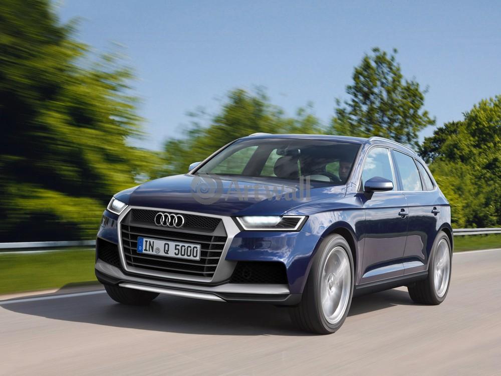 Audi Q5, 27x20 см, на бумагеQ5<br>Постер на холсте или бумаге. Любого нужного вам размера. В раме или без. Подвес в комплекте. Трехслойная надежная упаковка. Доставим в любую точку России. Вам осталось только повесить картину на стену!<br>