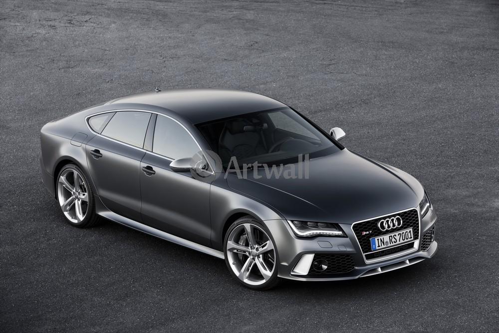 Audi RS7, 30x20 см, на бумагеRS7<br>Постер на холсте или бумаге. Любого нужного вам размера. В раме или без. Подвес в комплекте. Трехслойная надежная упаковка. Доставим в любую точку России. Вам осталось только повесить картину на стену!<br>