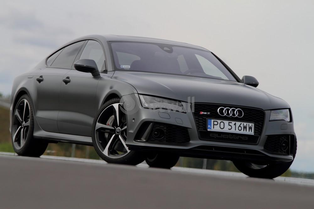 Постер Audi RS7, 30x20 см, на бумагеRS7<br>Постер на холсте или бумаге. Любого нужного вам размера. В раме или без. Подвес в комплекте. Трехслойная надежная упаковка. Доставим в любую точку России. Вам осталось только повесить картину на стену!<br>