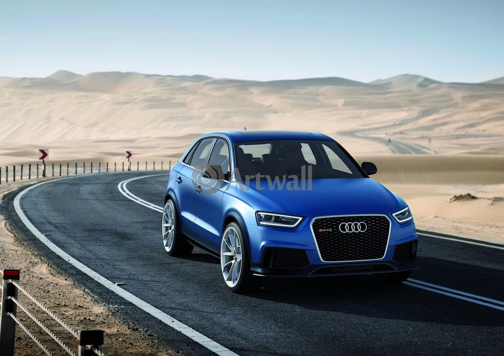 Постер Audi RS Q3, 28x20 см, на бумагеRS Q3<br>Постер на холсте или бумаге. Любого нужного вам размера. В раме или без. Подвес в комплекте. Трехслойная надежная упаковка. Доставим в любую точку России. Вам осталось только повесить картину на стену!<br>