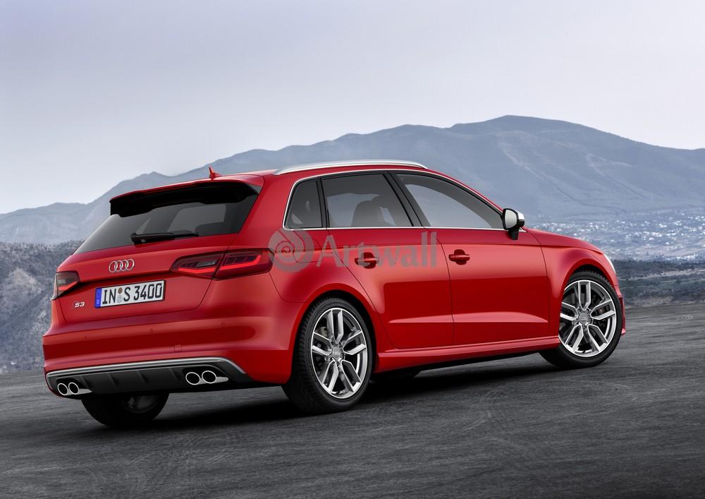 Audi S3 Sportback, 28x20 см, на бумагеS3 Sportback<br>Постер на холсте или бумаге. Любого нужного вам размера. В раме или без. Подвес в комплекте. Трехслойная надежная упаковка. Доставим в любую точку России. Вам осталось только повесить картину на стену!<br>