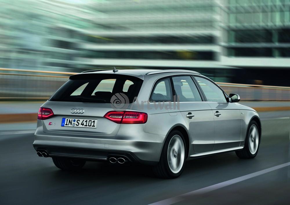 Постер Audi S4 Avant, 28x20 см, на бумагеS4 Avant<br>Постер на холсте или бумаге. Любого нужного вам размера. В раме или без. Подвес в комплекте. Трехслойная надежная упаковка. Доставим в любую точку России. Вам осталось только повесить картину на стену!<br>