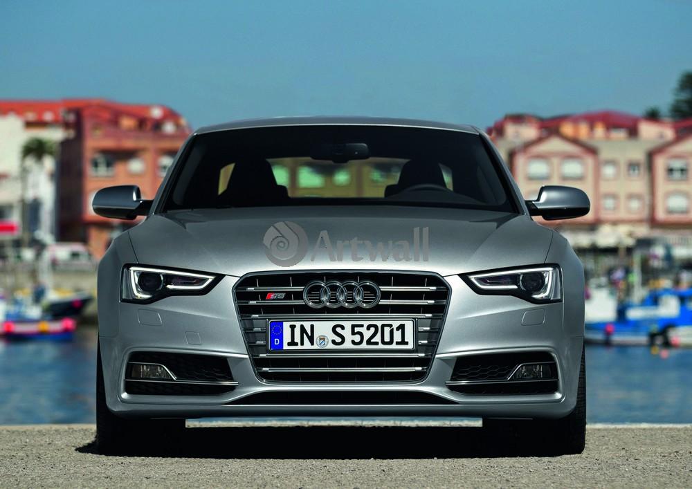 Постер Audi S5, 28x20 см, на бумагеS5<br>Постер на холсте или бумаге. Любого нужного вам размера. В раме или без. Подвес в комплекте. Трехслойная надежная упаковка. Доставим в любую точку России. Вам осталось только повесить картину на стену!<br>