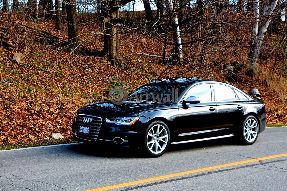 Постер Audi S6, 30x20 см, на бумагеS6<br>Постер на холсте или бумаге. Любого нужного вам размера. В раме или без. Подвес в комплекте. Трехслойная надежная упаковка. Доставим в любую точку России. Вам осталось только повесить картину на стену!<br>