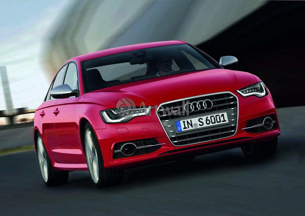 Audi S6, 28x20 см, на бумагеS6<br>Постер на холсте или бумаге. Любого нужного вам размера. В раме или без. Подвес в комплекте. Трехслойная надежная упаковка. Доставим в любую точку России. Вам осталось только повесить картину на стену!<br>