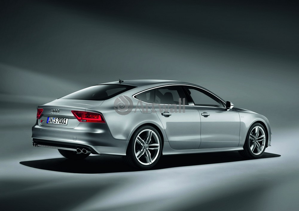 Постер Audi S7, 28x20 см, на бумагеS7<br>Постер на холсте или бумаге. Любого нужного вам размера. В раме или без. Подвес в комплекте. Трехслойная надежная упаковка. Доставим в любую точку России. Вам осталось только повесить картину на стену!<br>