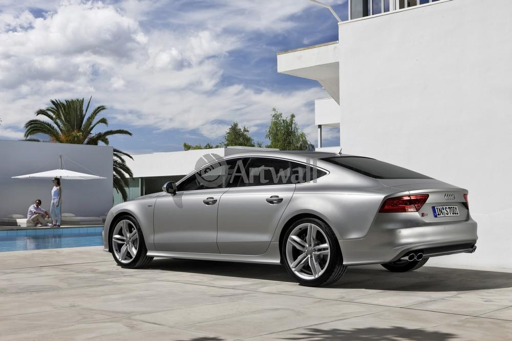 Audi S7, 30x20 см, на бумагеS7<br>Постер на холсте или бумаге. Любого нужного вам размера. В раме или без. Подвес в комплекте. Трехслойная надежная упаковка. Доставим в любую точку России. Вам осталось только повесить картину на стену!<br>