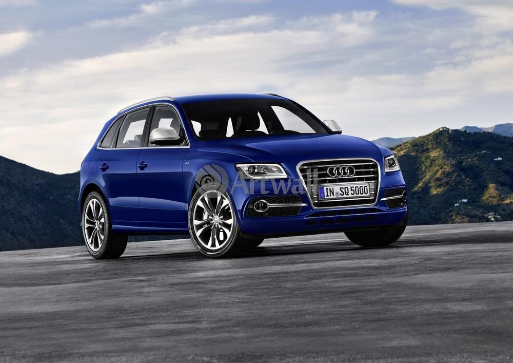 Постер Audi SQ5, 28x20 см, на бумагеSQ5<br>Постер на холсте или бумаге. Любого нужного вам размера. В раме или без. Подвес в комплекте. Трехслойная надежная упаковка. Доставим в любую точку России. Вам осталось только повесить картину на стену!<br>