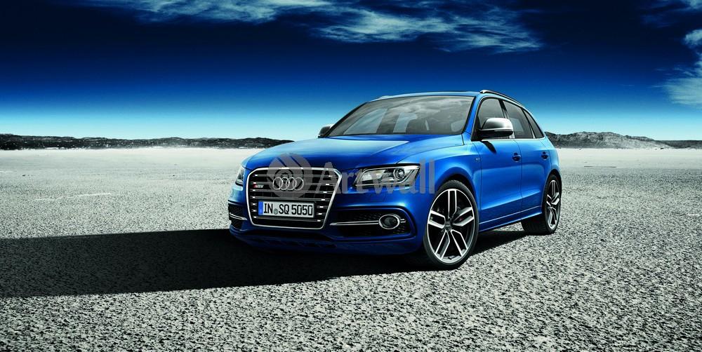 Постер Audi SQ5, 40x20 см, на бумагеSQ5<br>Постер на холсте или бумаге. Любого нужного вам размера. В раме или без. Подвес в комплекте. Трехслойная надежная упаковка. Доставим в любую точку России. Вам осталось только повесить картину на стену!<br>