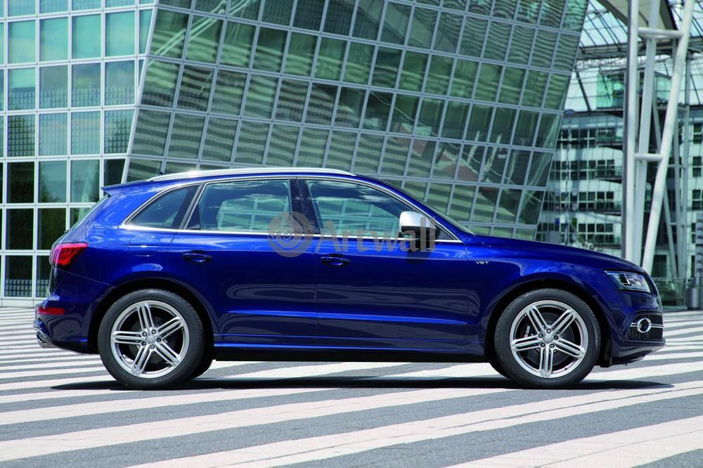 Постер Audi SQ5, 30x20 см, на бумагеSQ5<br>Постер на холсте или бумаге. Любого нужного вам размера. В раме или без. Подвес в комплекте. Трехслойная надежная упаковка. Доставим в любую точку России. Вам осталось только повесить картину на стену!<br>
