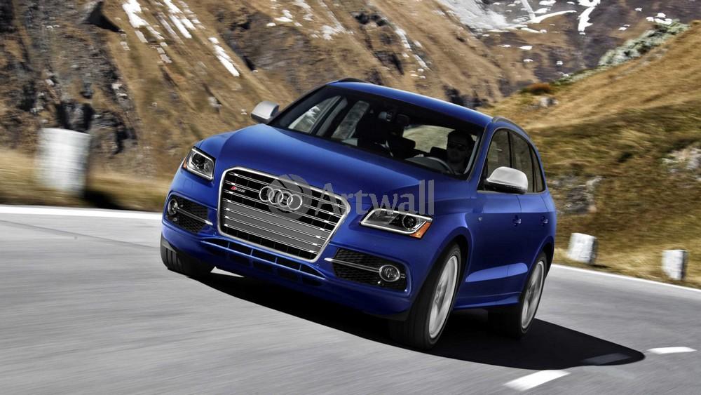 Постер Audi SQ5, 36x20 см, на бумагеSQ5<br>Постер на холсте или бумаге. Любого нужного вам размера. В раме или без. Подвес в комплекте. Трехслойная надежная упаковка. Доставим в любую точку России. Вам осталось только повесить картину на стену!<br>