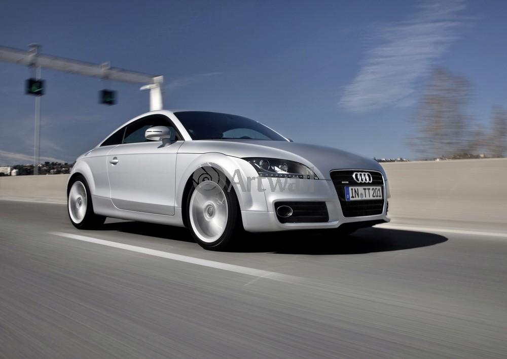 Audi TT Coupe, 28x20 см, на бумагеTT Coupe<br>Постер на холсте или бумаге. Любого нужного вам размера. В раме или без. Подвес в комплекте. Трехслойная надежная упаковка. Доставим в любую точку России. Вам осталось только повесить картину на стену!<br>