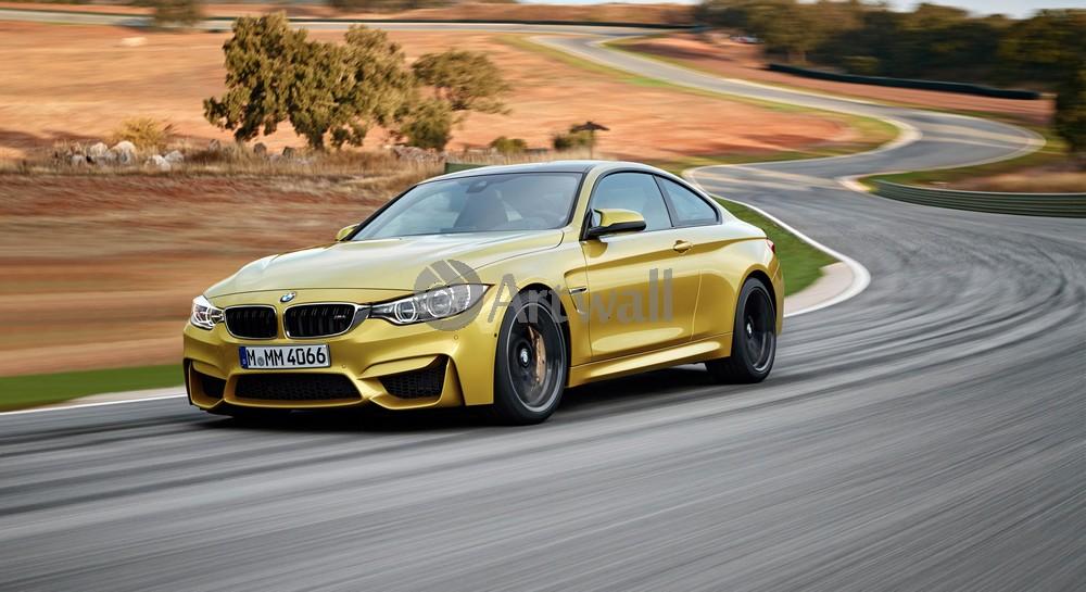 BMW M4, 37x20 см, на бумагеM4<br>Постер на холсте или бумаге. Любого нужного вам размера. В раме или без. Подвес в комплекте. Трехслойная надежная упаковка. Доставим в любую точку России. Вам осталось только повесить картину на стену!<br>