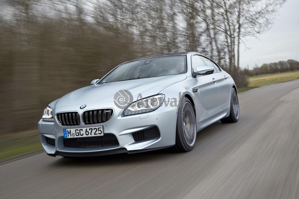 BMW M6 Gran Coupe, 30x20 см, на бумагеM6 Gran Coupe<br>Постер на холсте или бумаге. Любого нужного вам размера. В раме или без. Подвес в комплекте. Трехслойная надежная упаковка. Доставим в любую точку России. Вам осталось только повесить картину на стену!<br>
