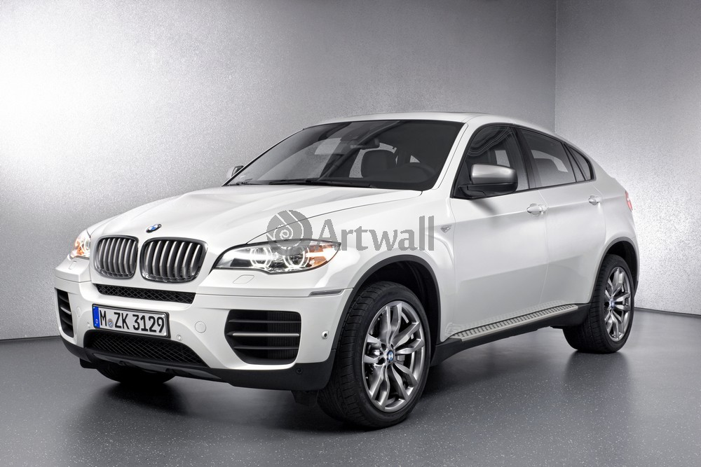 Постер BMW X6 M, 30x20 см, на бумагеX6 M<br>Постер на холсте или бумаге. Любого нужного вам размера. В раме или без. Подвес в комплекте. Трехслойная надежная упаковка. Доставим в любую точку России. Вам осталось только повесить картину на стену!<br>
