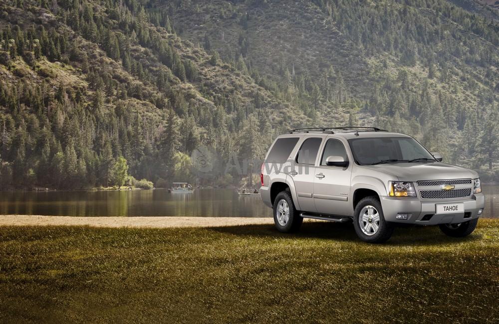 Постер Chevrolet Tahoe, 31x20 см, на бумагеTahoe<br>Постер на холсте или бумаге. Любого нужного вам размера. В раме или без. Подвес в комплекте. Трехслойная надежная упаковка. Доставим в любую точку России. Вам осталось только повесить картину на стену!<br>