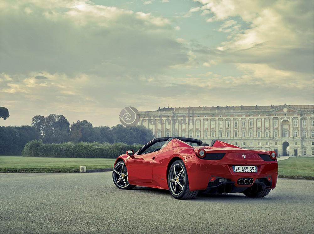Постер Ferrari 458 Spider, 27x20 см, на бумаге458 Spider<br>Постер на холсте или бумаге. Любого нужного вам размера. В раме или без. Подвес в комплекте. Трехслойная надежная упаковка. Доставим в любую точку России. Вам осталось только повесить картину на стену!<br>