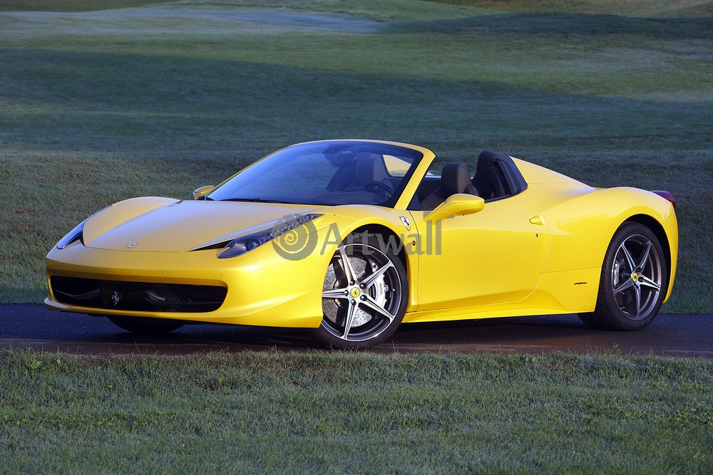 Ferrari 458 Spider, 30x20 см, на бумаге458 Spider<br>Постер на холсте или бумаге. Любого нужного вам размера. В раме или без. Подвес в комплекте. Трехслойная надежная упаковка. Доставим в любую точку России. Вам осталось только повесить картину на стену!<br>