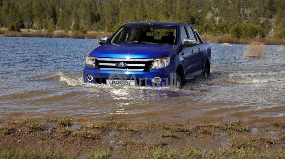 Постер Ford Ranger, 36x20 см, на бумагеRanger<br>Постер на холсте или бумаге. Любого нужного вам размера. В раме или без. Подвес в комплекте. Трехслойная надежная упаковка. Доставим в любую точку России. Вам осталось только повесить картину на стену!<br>