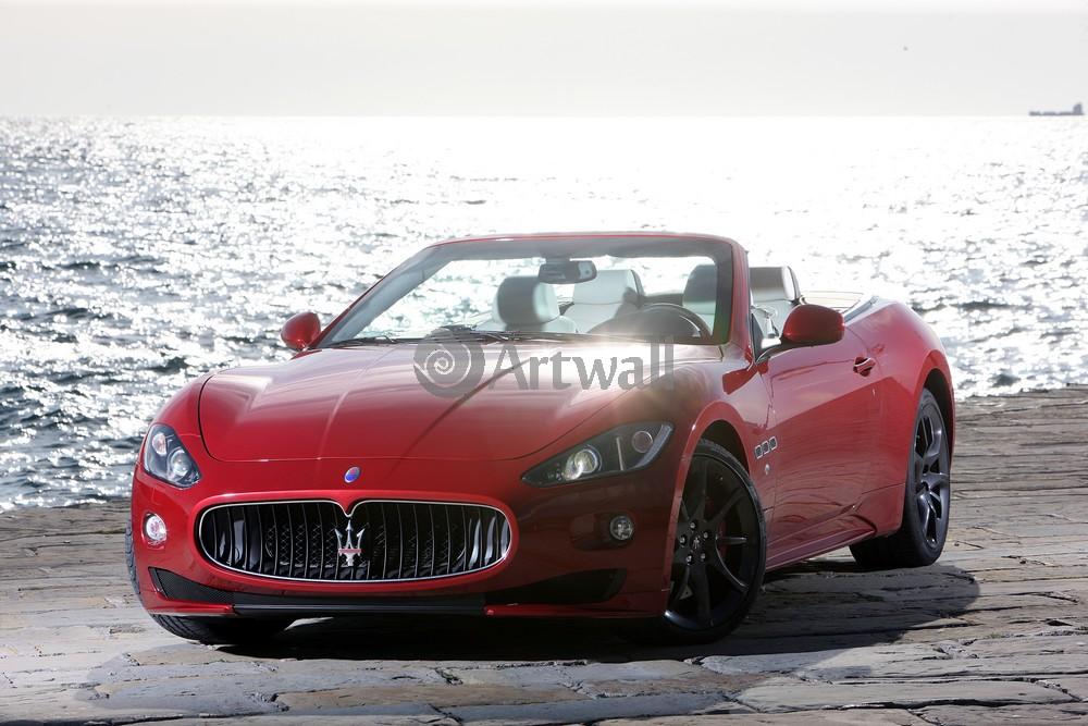 Maserati GranCabrio, 30x20 см, на бумагеGranCabrio<br>Постер на холсте или бумаге. Любого нужного вам размера. В раме или без. Подвес в комплекте. Трехслойная надежная упаковка. Доставим в любую точку России. Вам осталось только повесить картину на стену!<br>