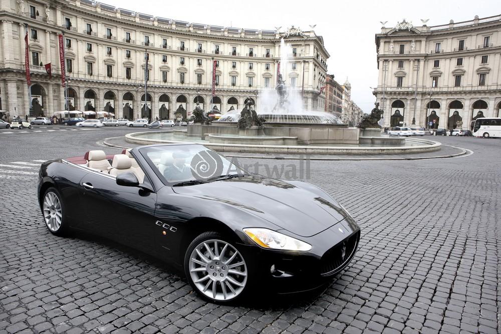 Постер Maserati GranCabrio, 30x20 см, на бумагеGranCabrio<br>Постер на холсте или бумаге. Любого нужного вам размера. В раме или без. Подвес в комплекте. Трехслойная надежная упаковка. Доставим в любую точку России. Вам осталось только повесить картину на стену!<br>