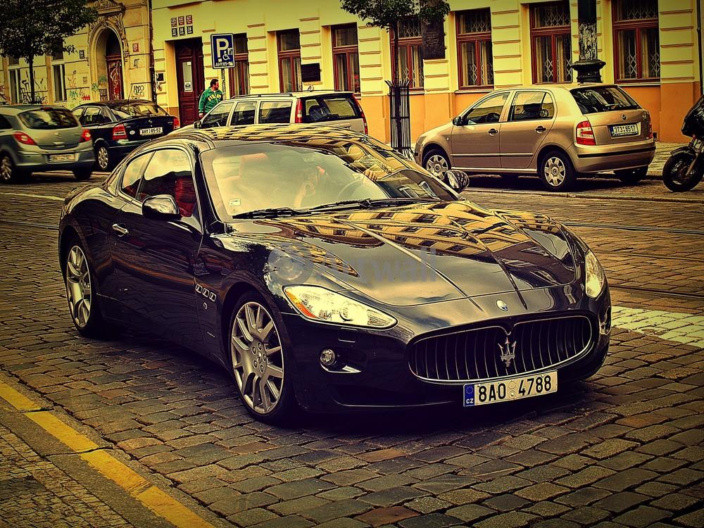 Постер Maserati GranTurismo, 27x20 см, на бумагеGranTurismo<br>Постер на холсте или бумаге. Любого нужного вам размера. В раме или без. Подвес в комплекте. Трехслойная надежная упаковка. Доставим в любую точку России. Вам осталось только повесить картину на стену!<br>