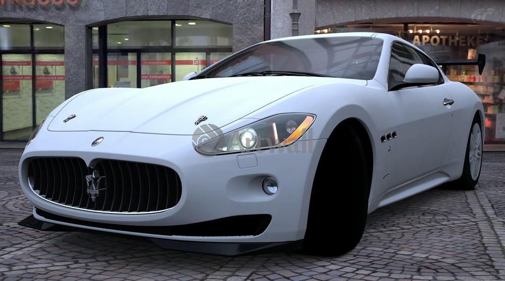 Maserati GranTurismo, 36x20 см, на бумагеGranTurismo<br>Постер на холсте или бумаге. Любого нужного вам размера. В раме или без. Подвес в комплекте. Трехслойная надежная упаковка. Доставим в любую точку России. Вам осталось только повесить картину на стену!<br>