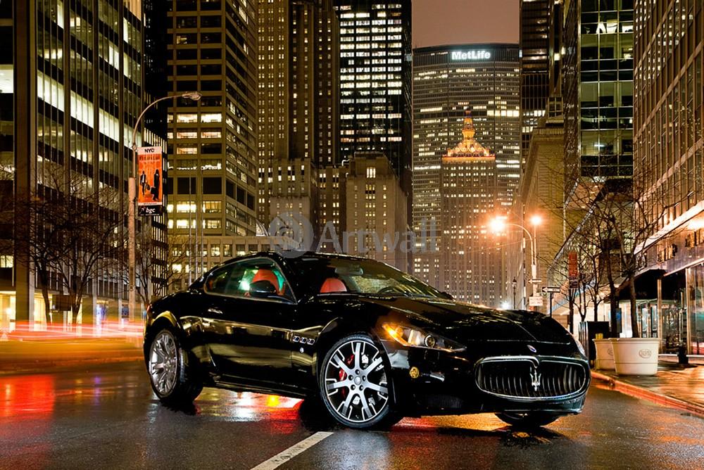 Maserati GranTurismo, 30x20 см, на бумагеGranTurismo<br>Постер на холсте или бумаге. Любого нужного вам размера. В раме или без. Подвес в комплекте. Трехслойная надежная упаковка. Доставим в любую точку России. Вам осталось только повесить картину на стену!<br>