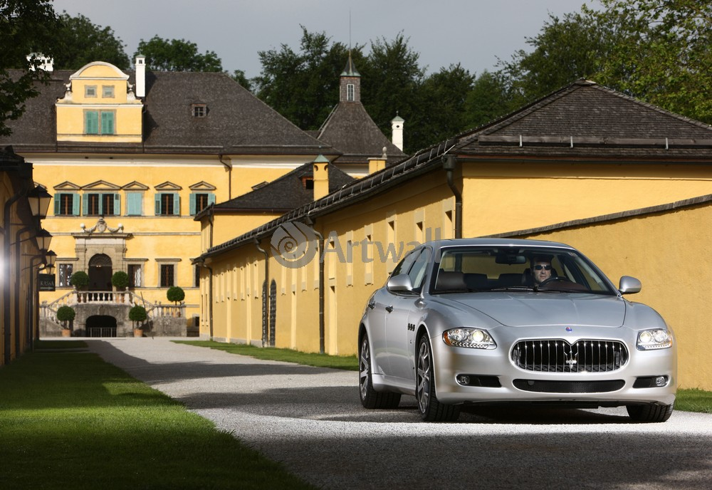 Maserati Quattroporte, 29x20 см, на бумагеQuattroporte<br>Постер на холсте или бумаге. Любого нужного вам размера. В раме или без. Подвес в комплекте. Трехслойная надежная упаковка. Доставим в любую точку России. Вам осталось только повесить картину на стену!<br>