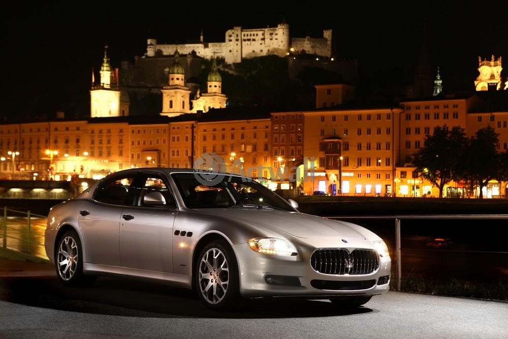 Постер Maserati Quattroporte, 30x20 см, на бумагеQuattroporte<br>Постер на холсте или бумаге. Любого нужного вам размера. В раме или без. Подвес в комплекте. Трехслойная надежная упаковка. Доставим в любую точку России. Вам осталось только повесить картину на стену!<br>
