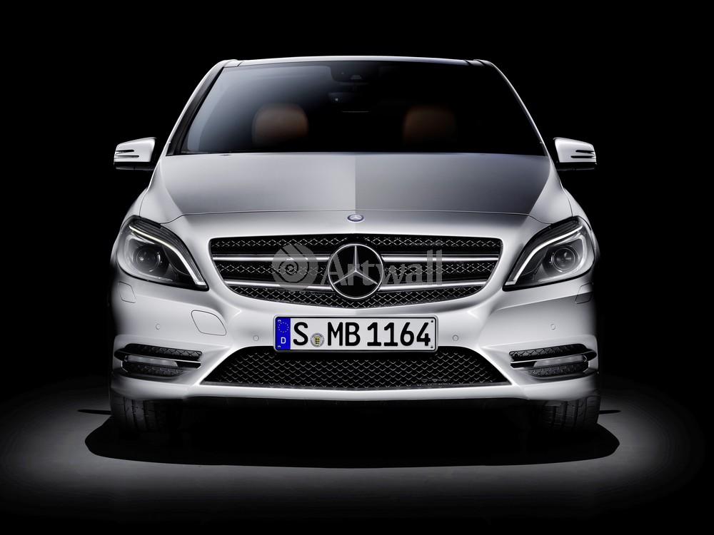 Постер Mercedes-Benz B, 27x20 см, на бумагеB<br>Постер на холсте или бумаге. Любого нужного вам размера. В раме или без. Подвес в комплекте. Трехслойная надежная упаковка. Доставим в любую точку России. Вам осталось только повесить картину на стену!<br>