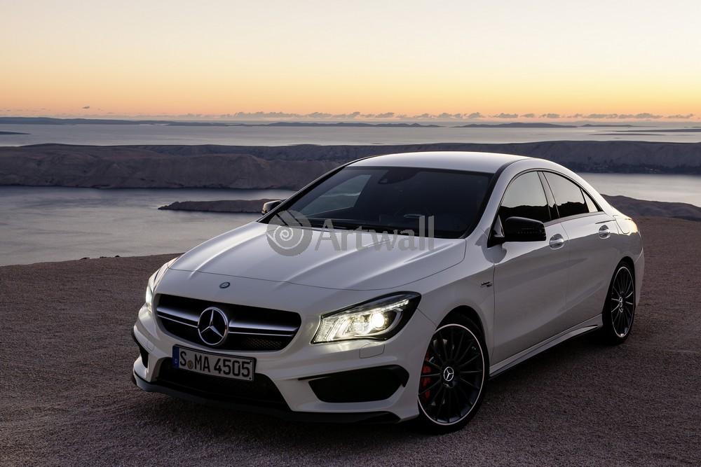Постер Mercedes-Benz CLA 45 AMG, 30x20 см, на бумагеCLA 45 AMG<br>Постер на холсте или бумаге. Любого нужного вам размера. В раме или без. Подвес в комплекте. Трехслойная надежная упаковка. Доставим в любую точку России. Вам осталось только повесить картину на стену!<br>