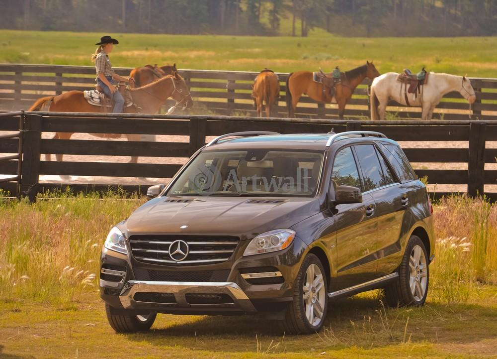 Постер Mercedes-Benz M, 28x20 см, на бумагеM<br>Постер на холсте или бумаге. Любого нужного вам размера. В раме или без. Подвес в комплекте. Трехслойная надежная упаковка. Доставим в любую точку России. Вам осталось только повесить картину на стену!<br>