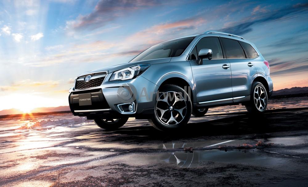 Subaru Forester, 33x20 см, на бумагеForester<br>Постер на холсте или бумаге. Любого нужного вам размера. В раме или без. Подвес в комплекте. Трехслойная надежная упаковка. Доставим в любую точку России. Вам осталось только повесить картину на стену!<br>