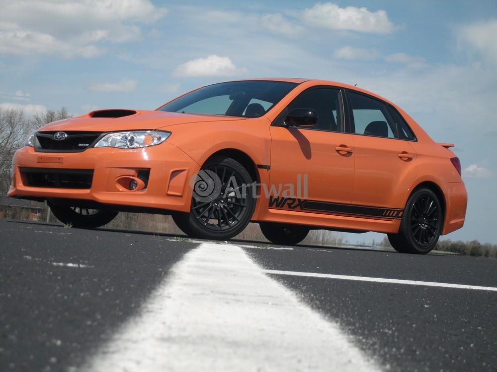 Постер Subaru WRX, 27x20 см, на бумагеWRX<br>Постер на холсте или бумаге. Любого нужного вам размера. В раме или без. Подвес в комплекте. Трехслойная надежная упаковка. Доставим в любую точку России. Вам осталось только повесить картину на стену!<br>