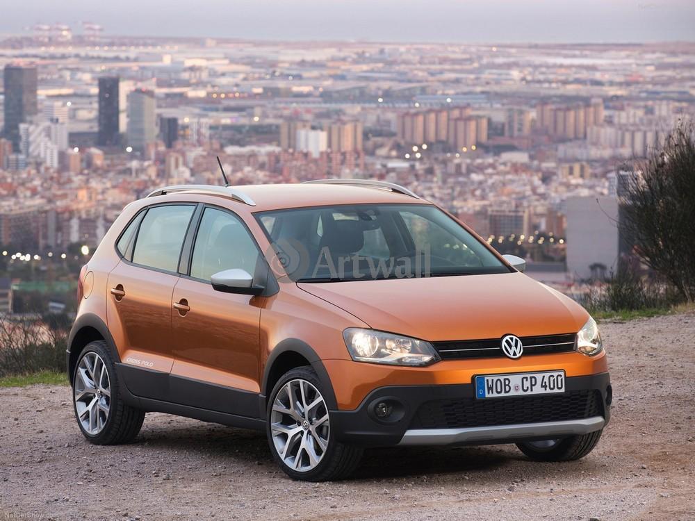 Постер Volkswagen CrossPolo, 27x20 см, на бумагеCrossPolo<br>Постер на холсте или бумаге. Любого нужного вам размера. В раме или без. Подвес в комплекте. Трехслойная надежная упаковка. Доставим в любую точку России. Вам осталось только повесить картину на стену!<br>