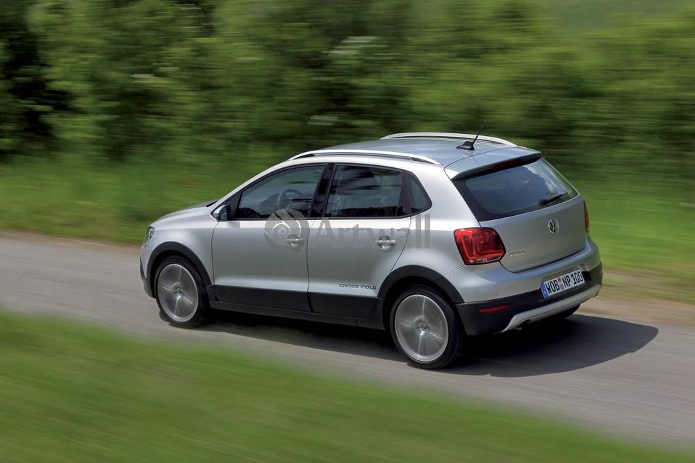 Постер Volkswagen CrossPolo, 30x20 см, на бумагеCrossPolo<br>Постер на холсте или бумаге. Любого нужного вам размера. В раме или без. Подвес в комплекте. Трехслойная надежная упаковка. Доставим в любую точку России. Вам осталось только повесить картину на стену!<br>