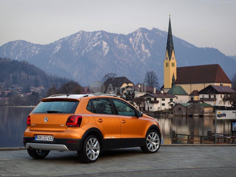 Volkswagen CrossPolo, 27x20 см, на бумагеCrossPolo<br>Постер на холсте или бумаге. Любого нужного вам размера. В раме или без. Подвес в комплекте. Трехслойная надежная упаковка. Доставим в любую точку России. Вам осталось только повесить картину на стену!<br>