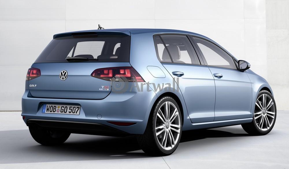 Постер Volkswagen Golf 5D, 34x20 см, на бумагеGolf 5D<br>Постер на холсте или бумаге. Любого нужного вам размера. В раме или без. Подвес в комплекте. Трехслойная надежная упаковка. Доставим в любую точку России. Вам осталось только повесить картину на стену!<br>