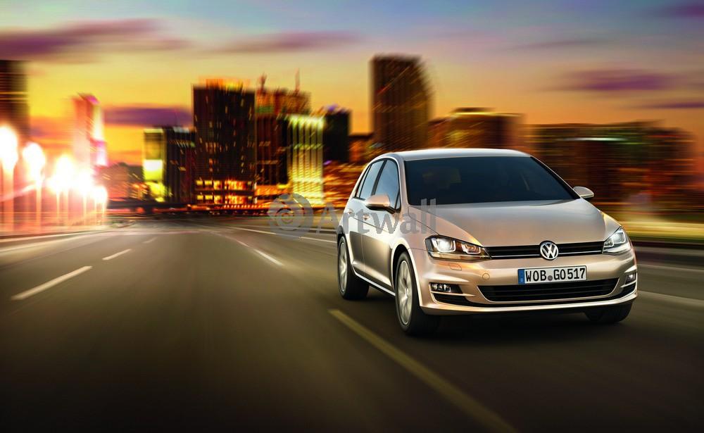 Постер Volkswagen Golf 5D, 33x20 см, на бумагеGolf 5D<br>Постер на холсте или бумаге. Любого нужного вам размера. В раме или без. Подвес в комплекте. Трехслойная надежная упаковка. Доставим в любую точку России. Вам осталось только повесить картину на стену!<br>