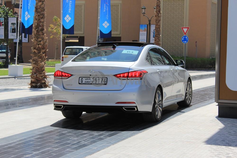 Постер Hyundai Genesis, 30x20 см, на бумагеGenesis<br>Постер на холсте или бумаге. Любого нужного вам размера. В раме или без. Подвес в комплекте. Трехслойная надежная упаковка. Доставим в любую точку России. Вам осталось только повесить картину на стену!<br>