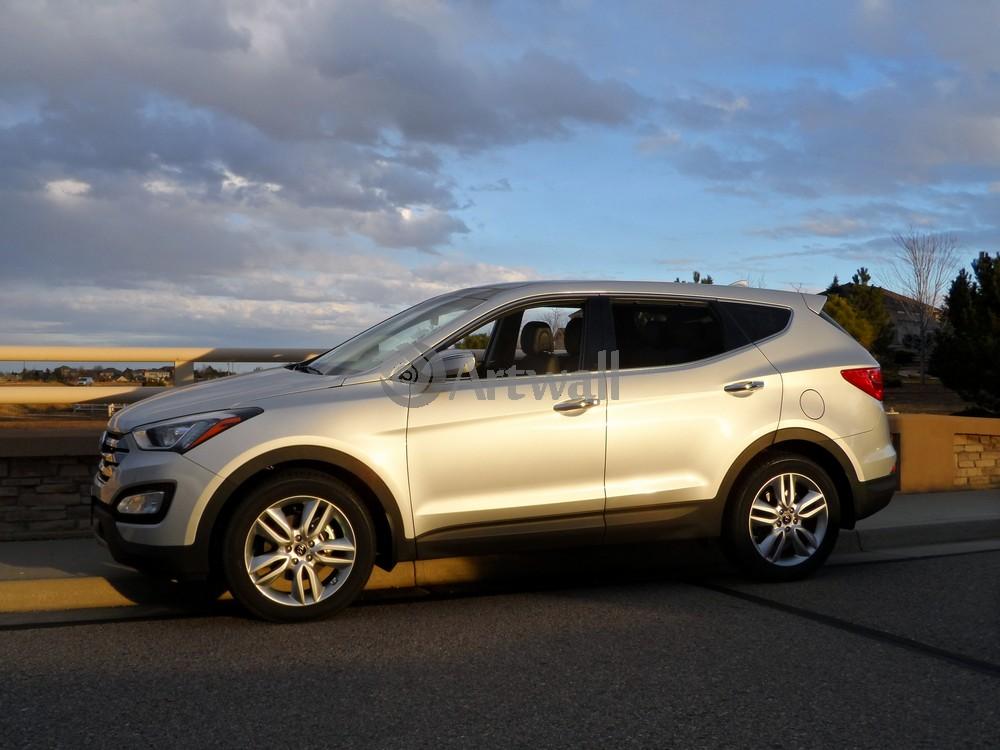 Постер Hyundai Santa Fe, 27x20 см, на бумагеSanta Fe<br>Постер на холсте или бумаге. Любого нужного вам размера. В раме или без. Подвес в комплекте. Трехслойная надежная упаковка. Доставим в любую точку России. Вам осталось только повесить картину на стену!<br>