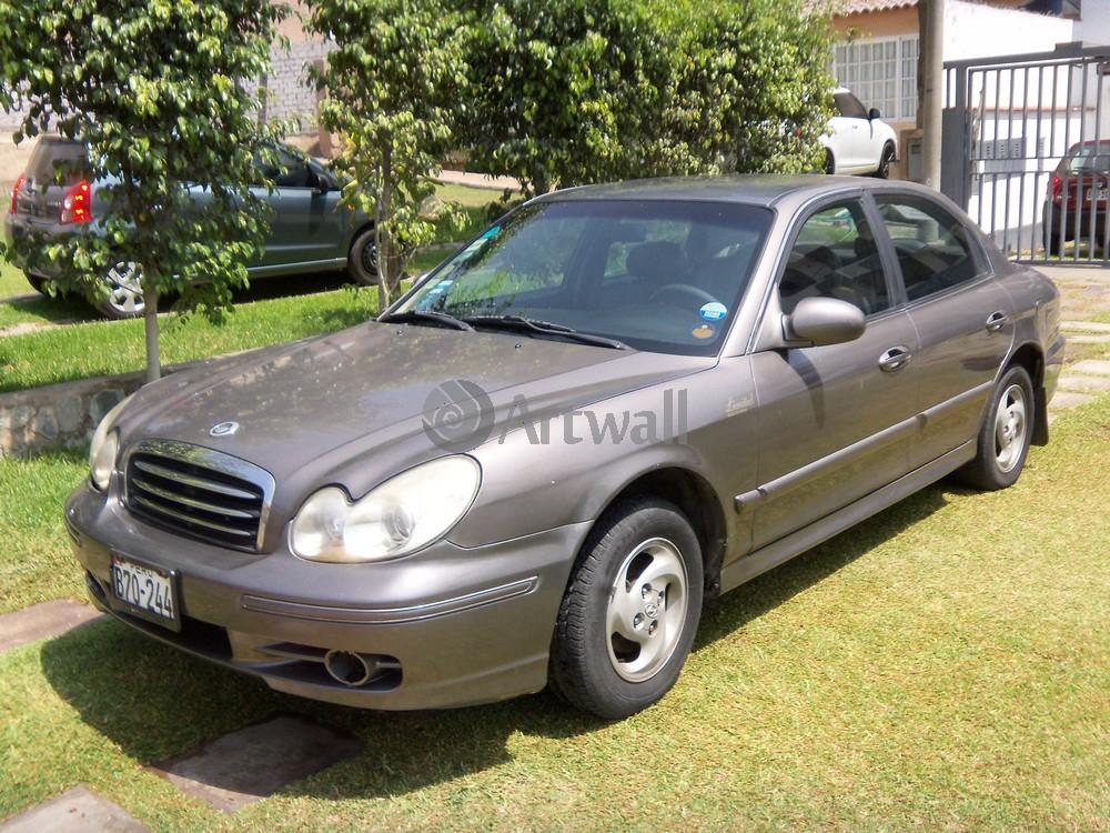 Постер Hyundai Sonata (2001), 27x20 см, на бумагеSonata (2001)<br>Постер на холсте или бумаге. Любого нужного вам размера. В раме или без. Подвес в комплекте. Трехслойная надежная упаковка. Доставим в любую точку России. Вам осталось только повесить картину на стену!<br>