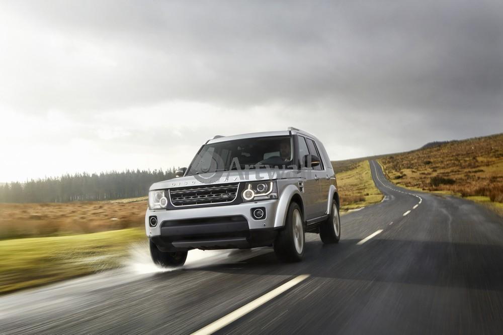 Land Rover Discovery 4, 30x20 см, на бумагеDiscovery 4<br>Постер на холсте или бумаге. Любого нужного вам размера. В раме или без. Подвес в комплекте. Трехслойная надежная упаковка. Доставим в любую точку России. Вам осталось только повесить картину на стену!<br>