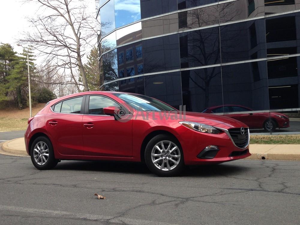 Постер Mazda 3 Hatchback, 27x20 см, на бумаге3 Hatchback<br>Постер на холсте или бумаге. Любого нужного вам размера. В раме или без. Подвес в комплекте. Трехслойная надежная упаковка. Доставим в любую точку России. Вам осталось только повесить картину на стену!<br>